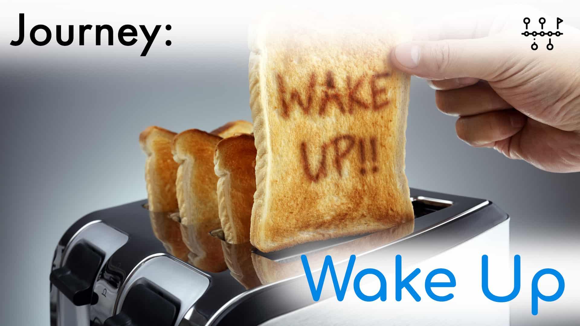 Journey – Wake Up