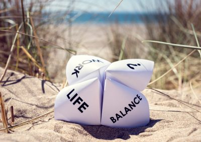 Balance your WorkLife with a Holistic Refresh Rate and a Radical Sabbatical